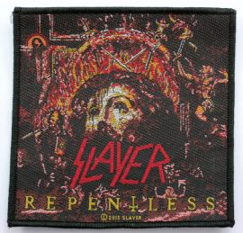 Slayer - 'Repentless' Woven Patch